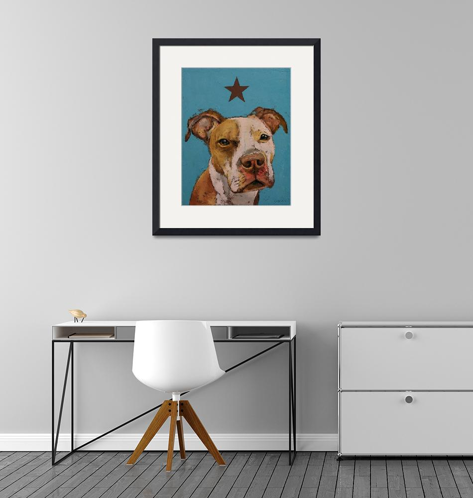 """American Pit Bull""  by creese"