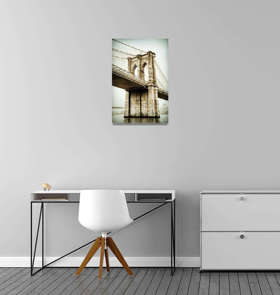 """Brooklyn Bridge Memoir""  (2018) by JessicaJenney"