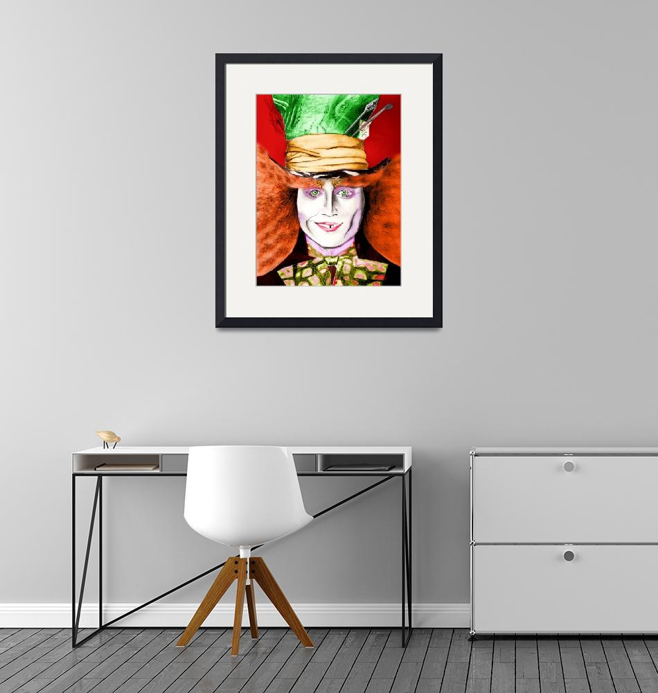 """""""Mad Hatter"""" (2009) by Stormswept"""