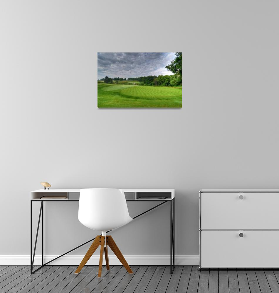 """""""10th Green 