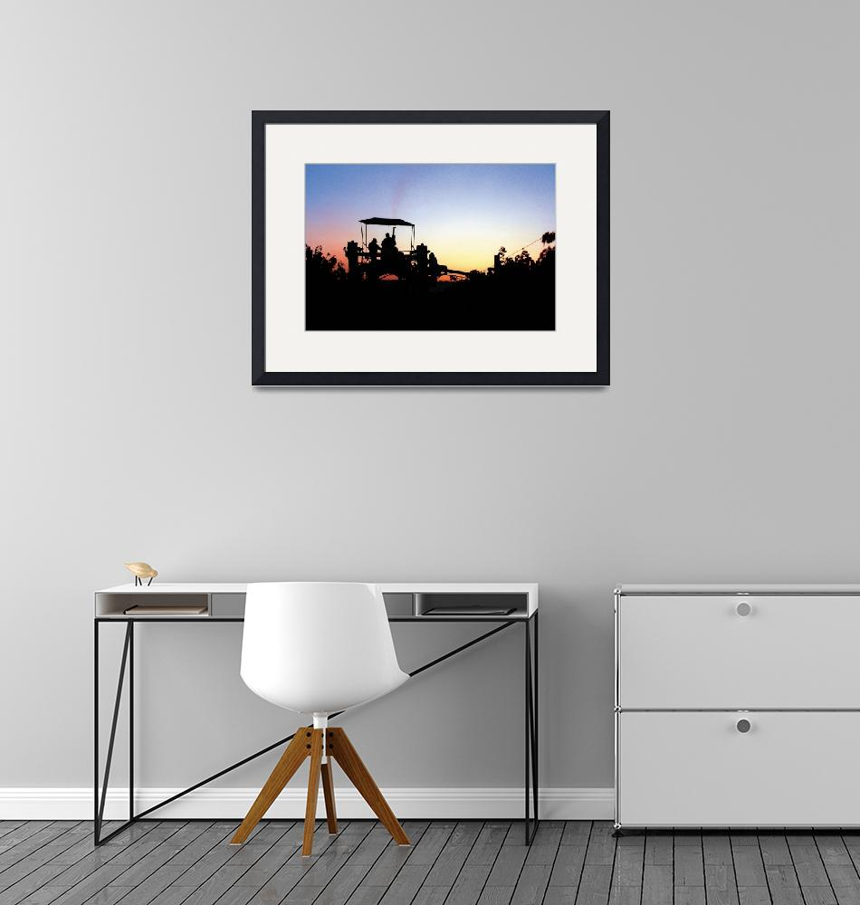 """""""Harvest Sunrise"""" by winecountrycreations"""