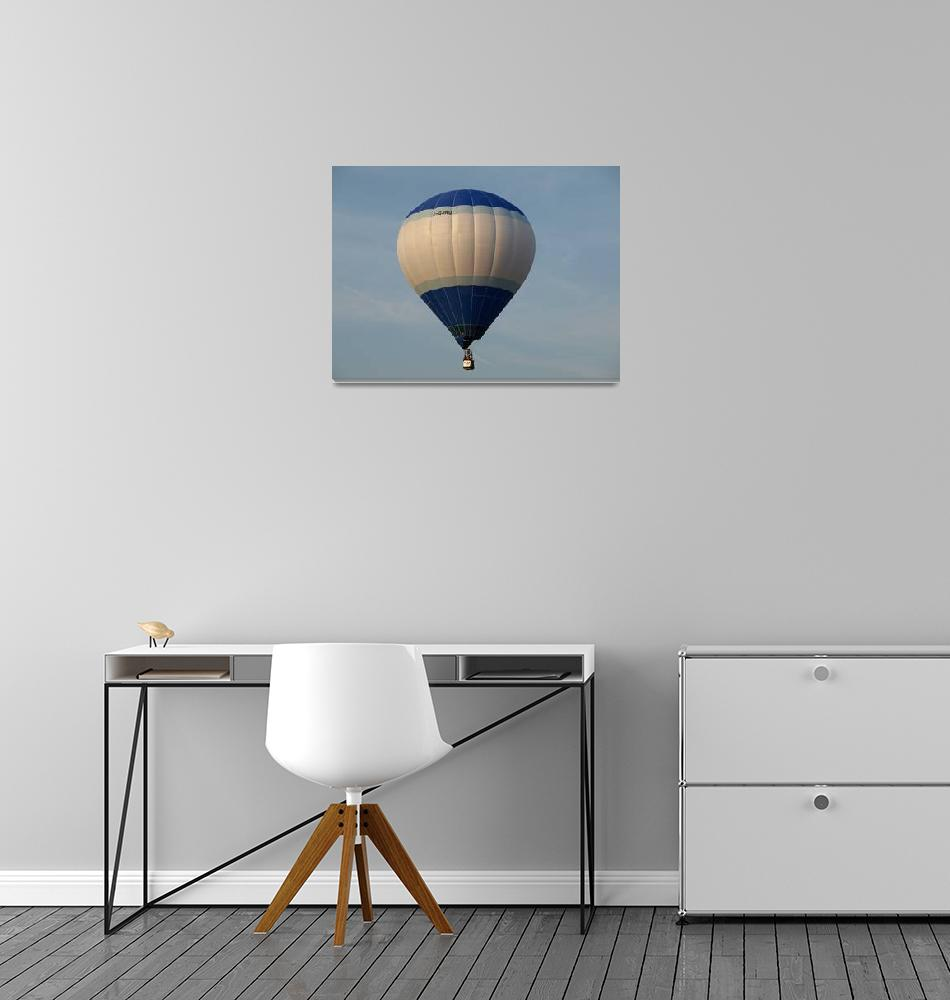"""""""Some hot air balloons 4""""  (2008) by Albertphoto"""