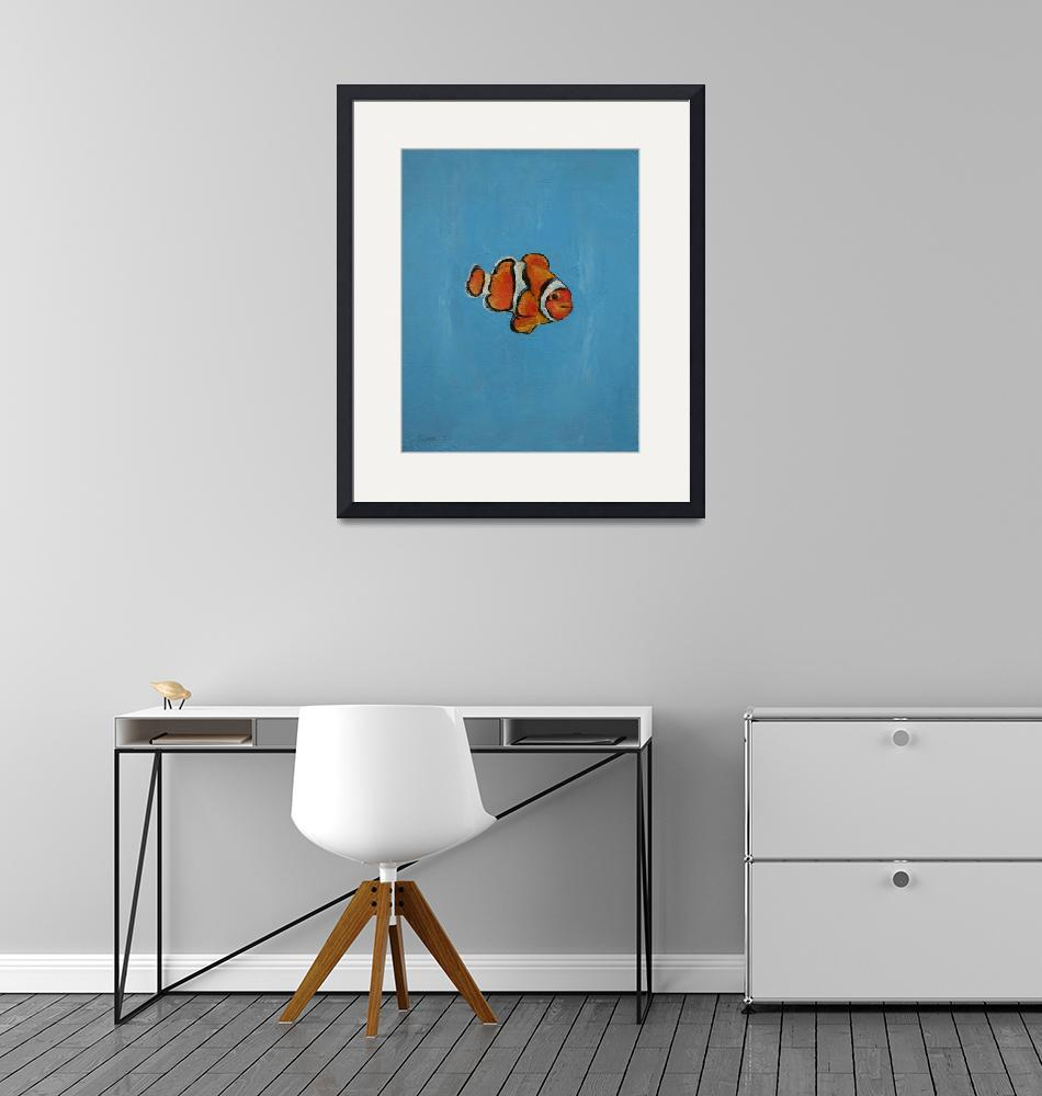 """Clownfish""  by creese"