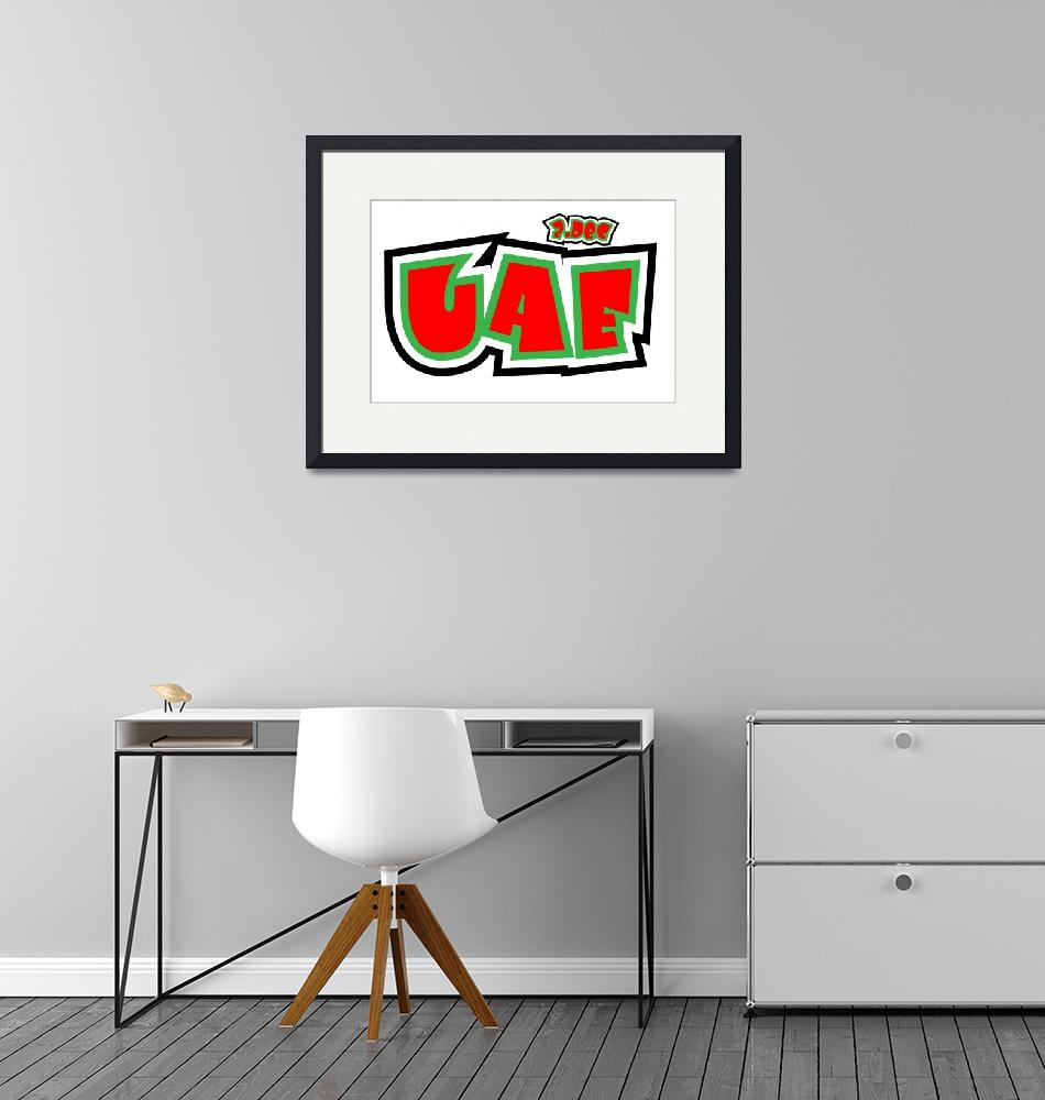 """""""UAE National Day""""  (2009) by su-graphic"""