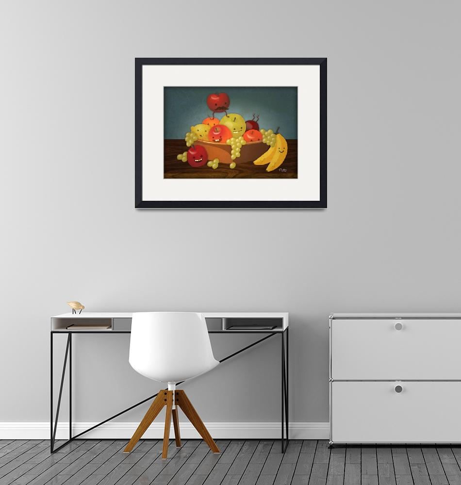 """""""Froot Bowl - Still Life""""  (2009) by ph7labs"""