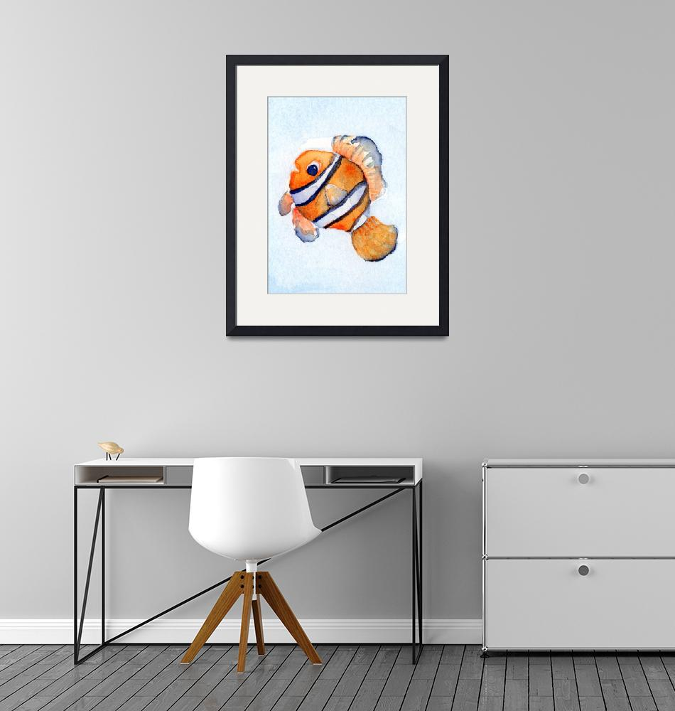 """""""Clownfish""""  (2007) by theparables"""