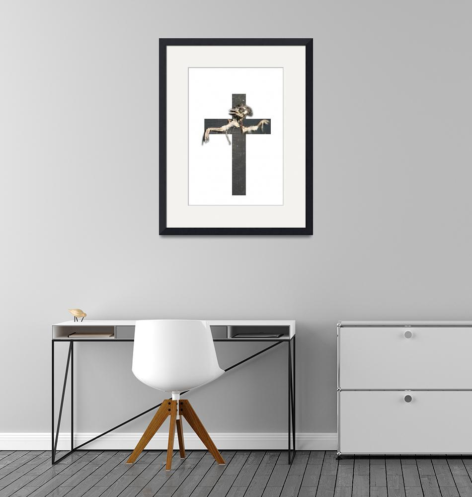 """""""The Cross""""  (2009) by vncstone"""