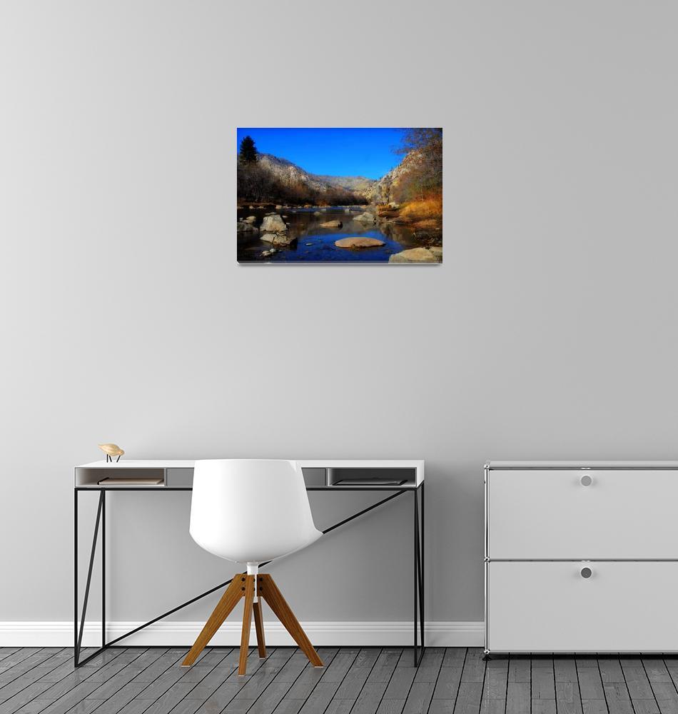 """Kern River Serenity II""  (2012) by westinimages"