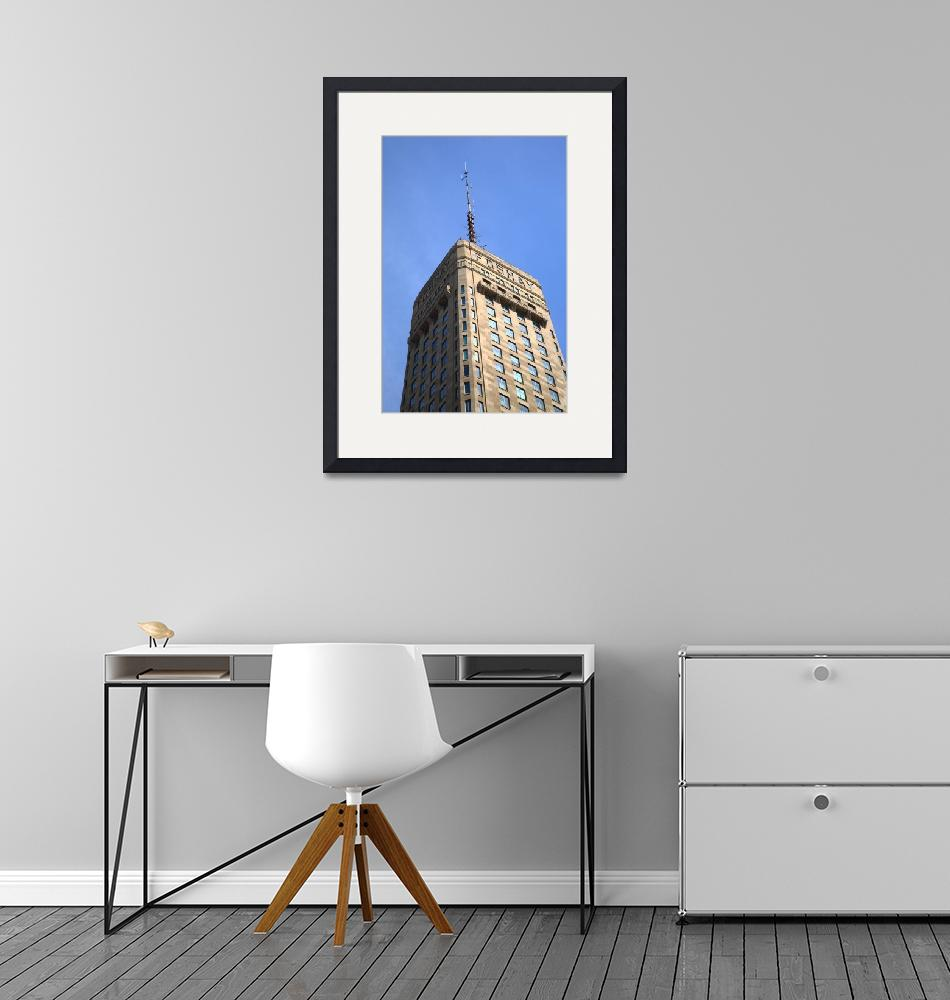 """""""Minneapolis Tower""""  (2010) by Ffooter"""