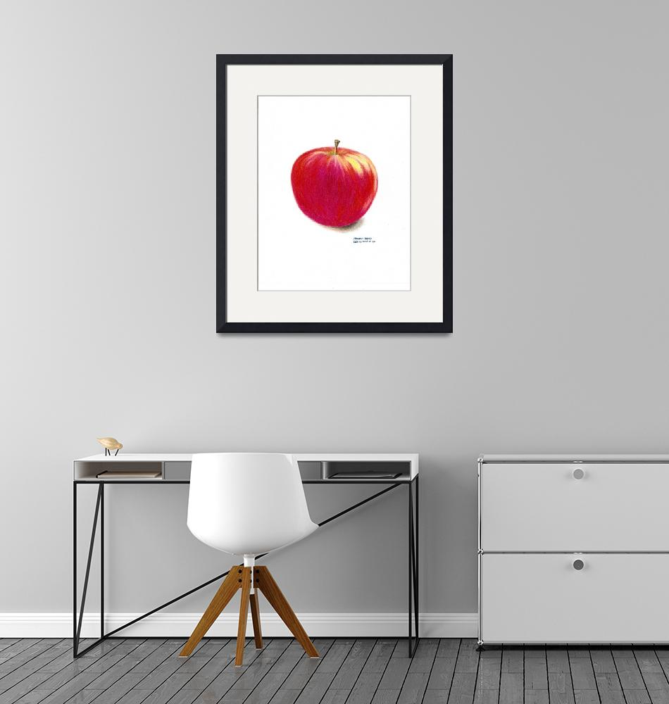 """""""The Apple""""  (2010) by sharonblanchard"""