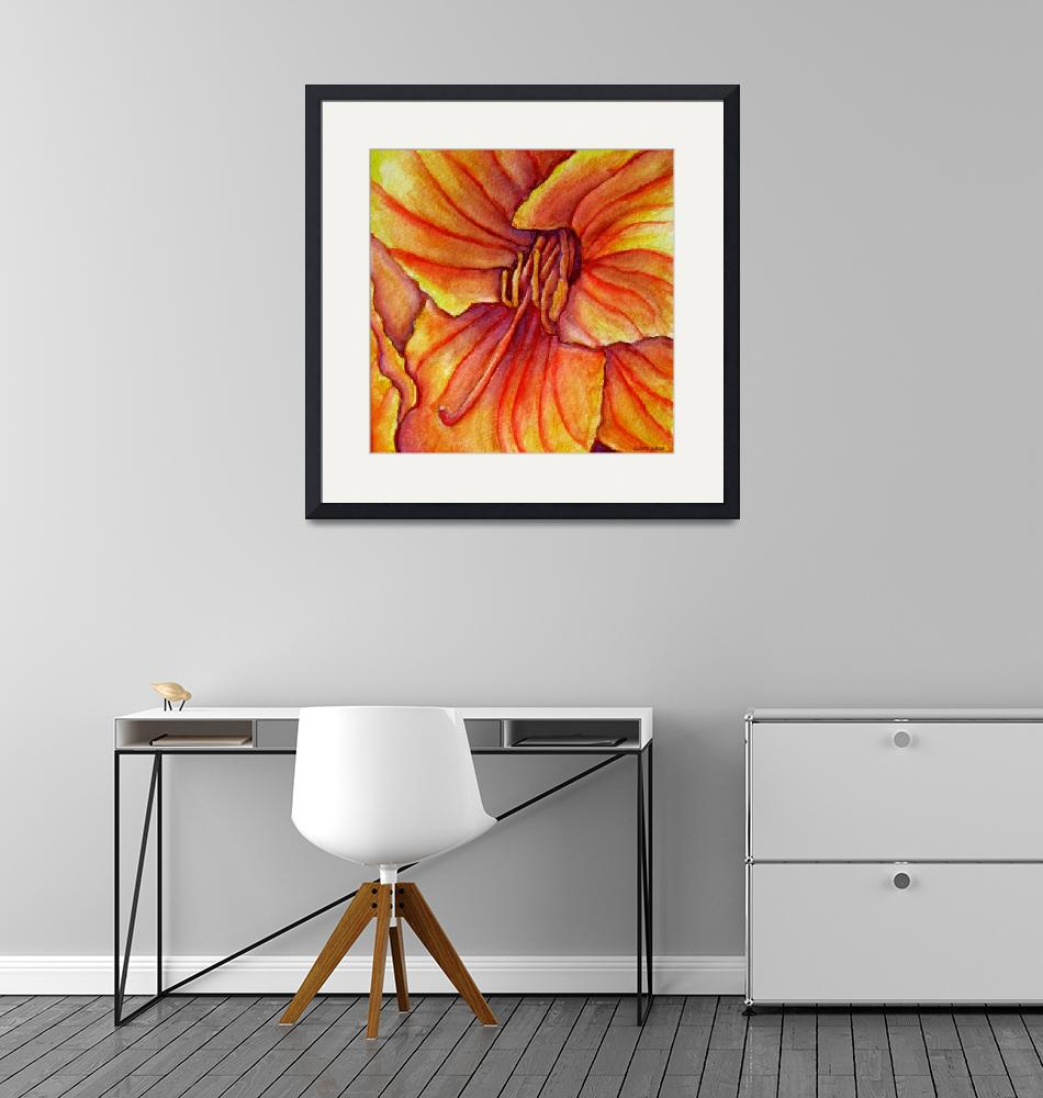"""""""Tiger Lily""""  by RoNel"""
