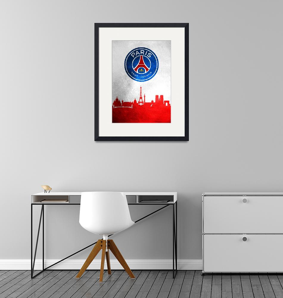 """Paris Saint Germain 2""  (2020) by ABConcepts"