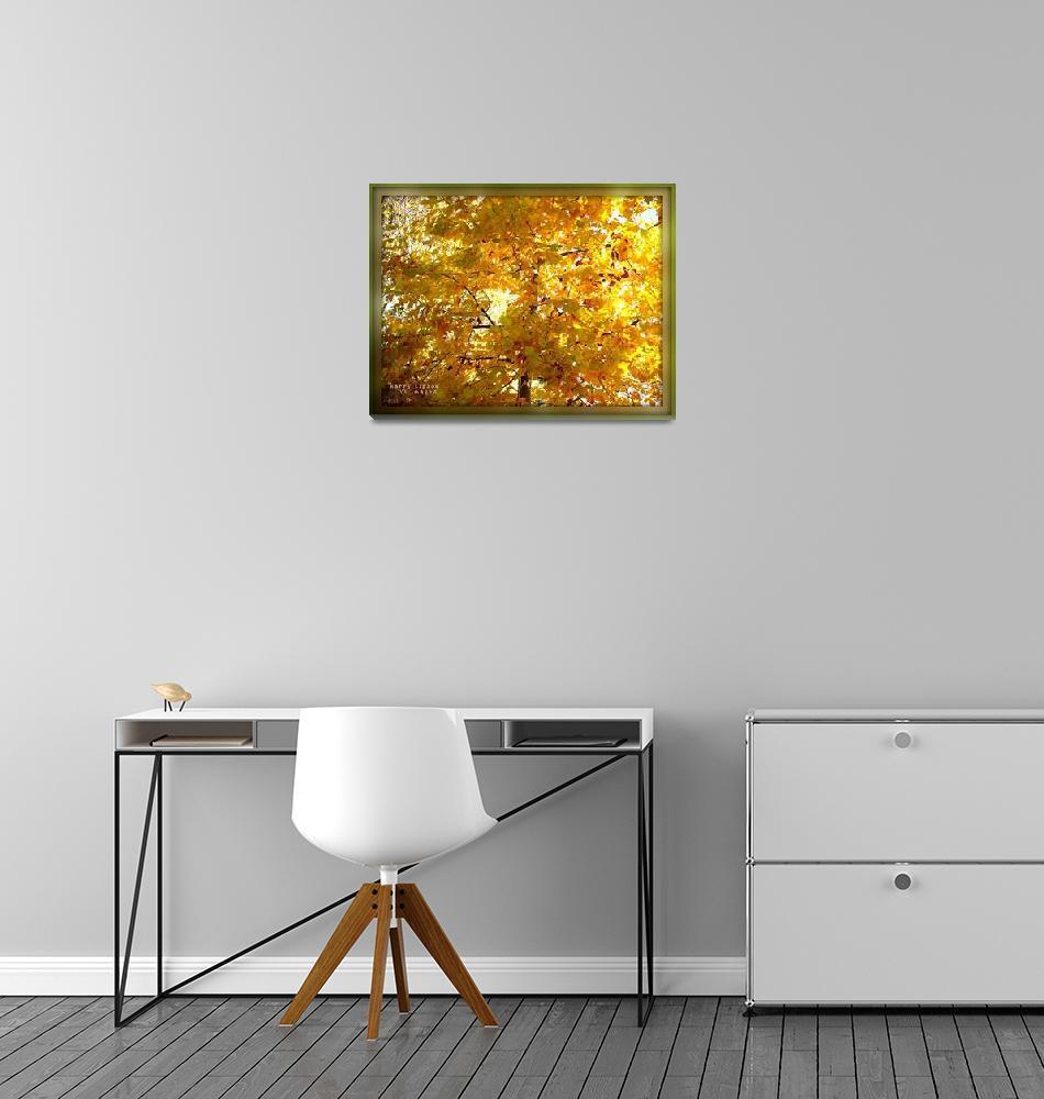"""Autumn""  (2011) by HarryLipson"