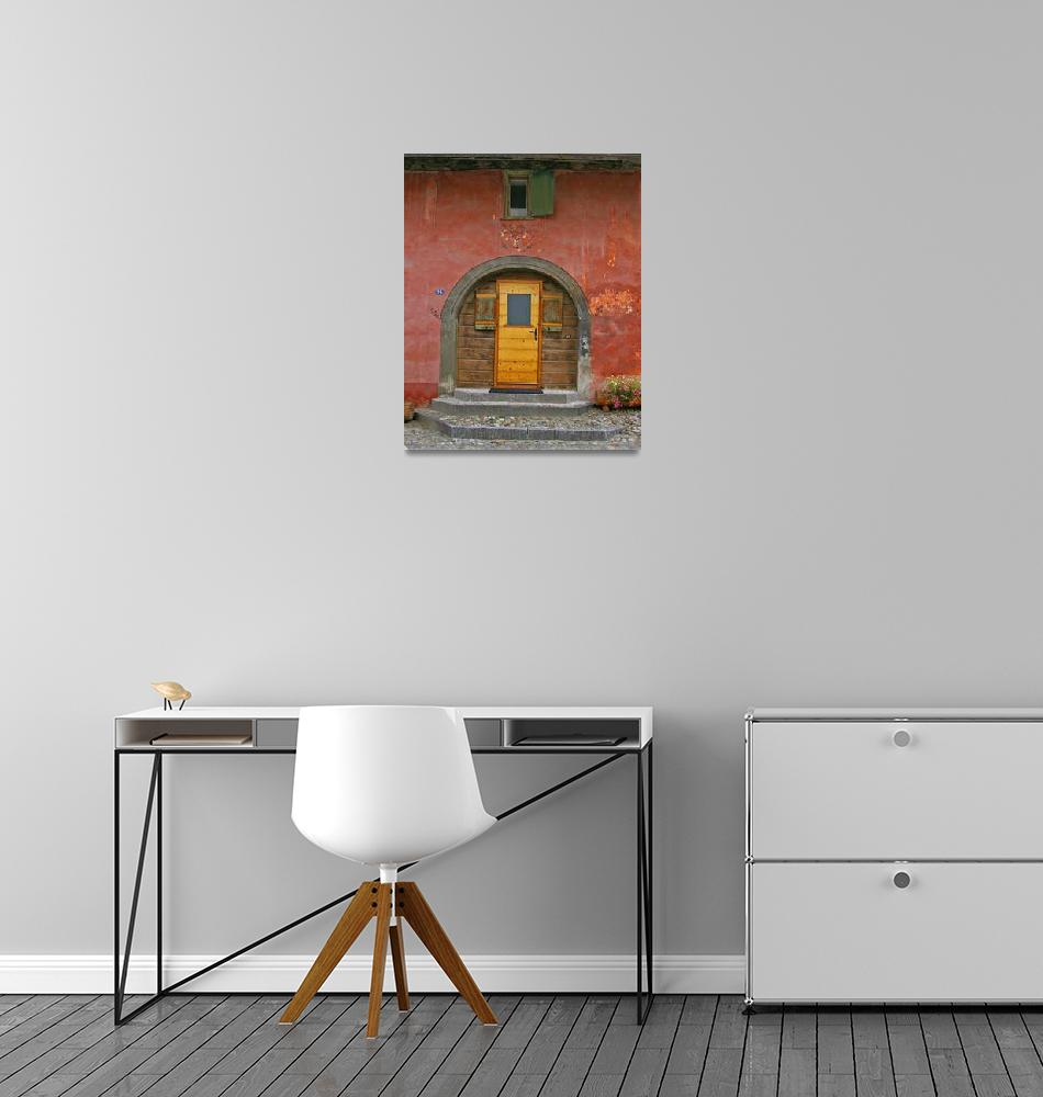 """""""Rounded Doorway""""  (2008) by tommyrey"""