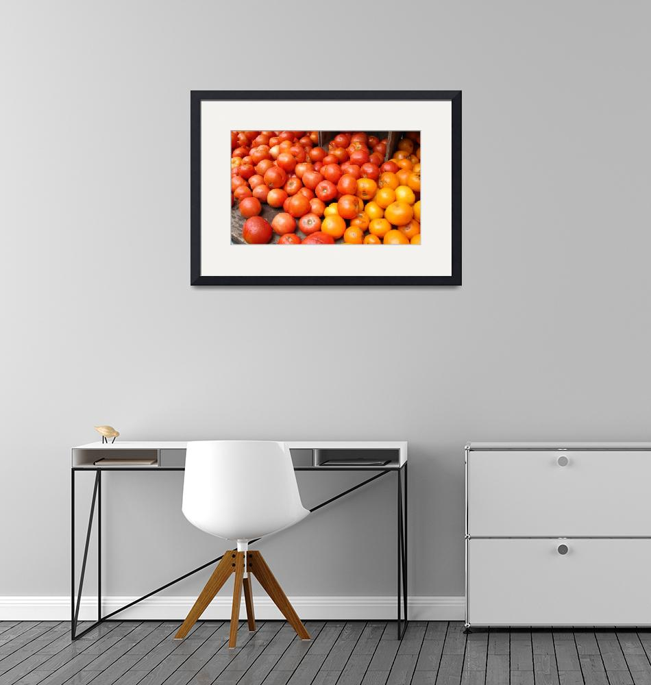 """""""Tomatoes"""" (2010) by robvena"""