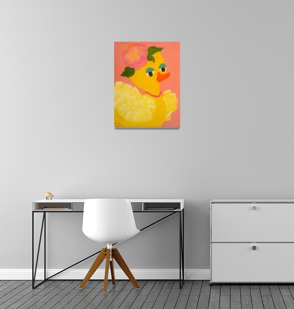 """Ducks duck""  by LeahLitz"