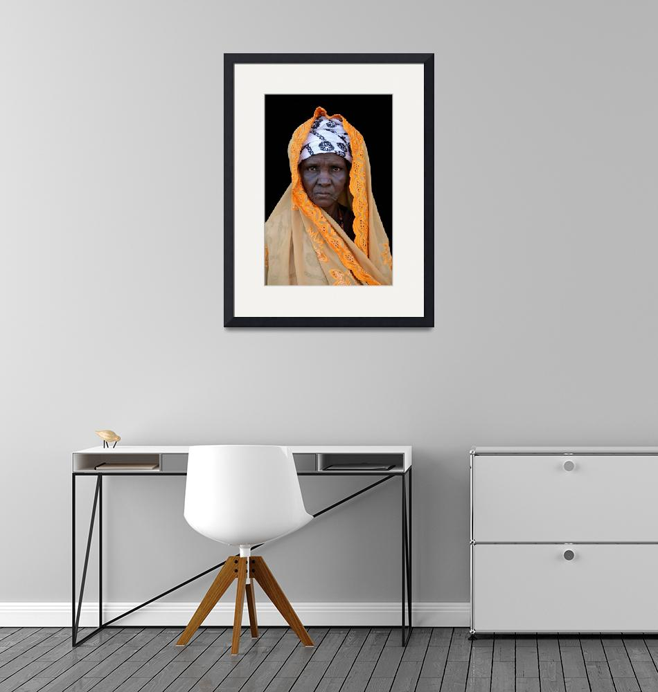 """""""Mauritanian Woman 2""""  (2009) by AndreaMoorePhotography"""