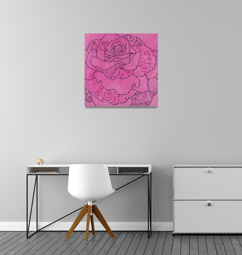 """""""Rose Essence VII 2013""""  (2013) by WendySysouphat"""