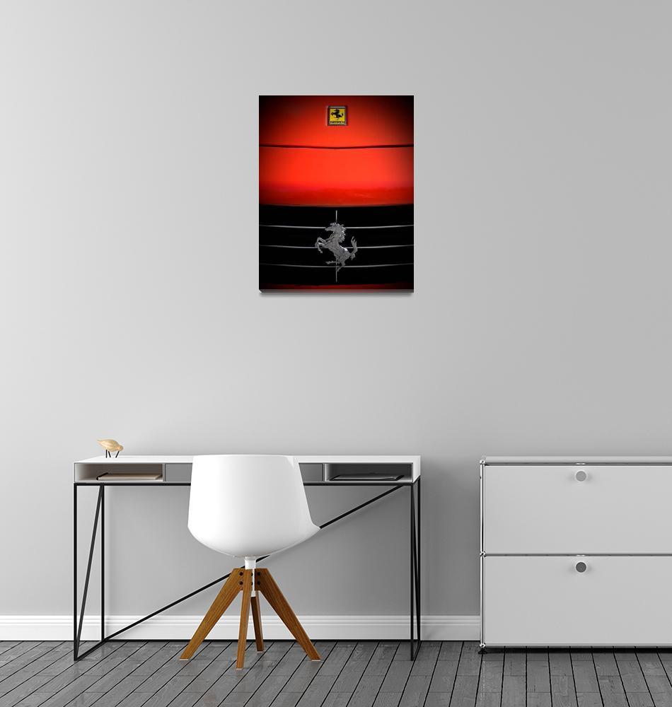 """Ferrari""  (2008) by JamesHowePhotography"