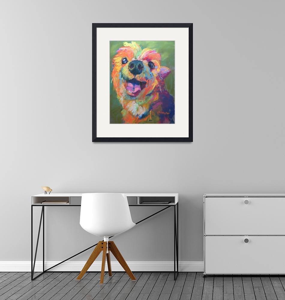 """""""Dorothy the Poodle""""  by lindbladstudios"""