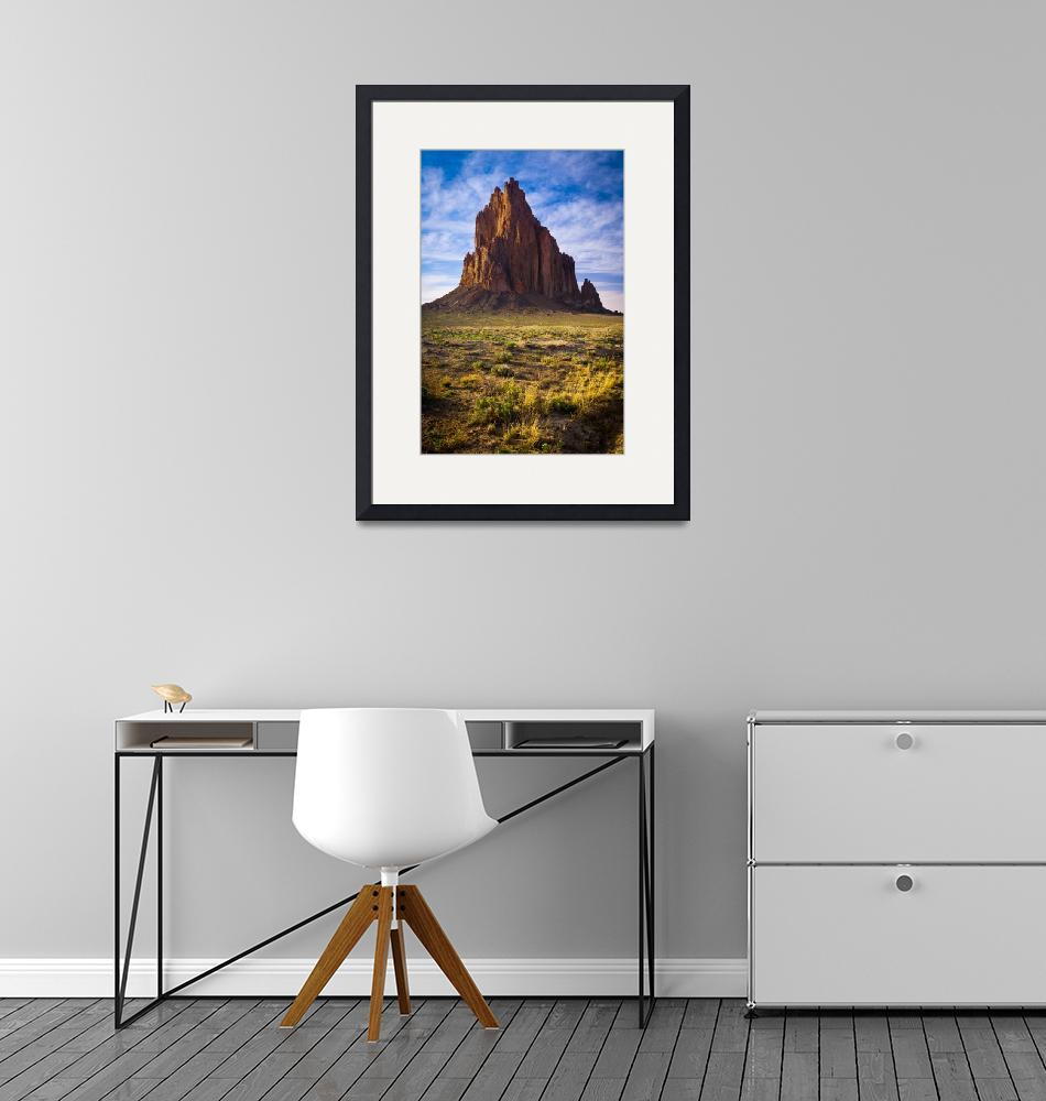 """Shiprock""  (2008) by Inge-Johnsson"