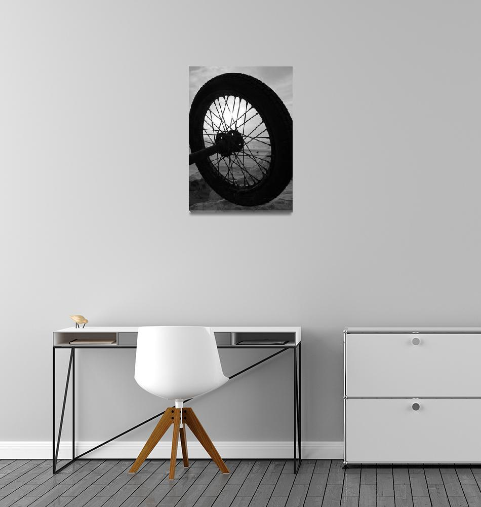 """Wheel of fortune""  (2008) by VladArt"