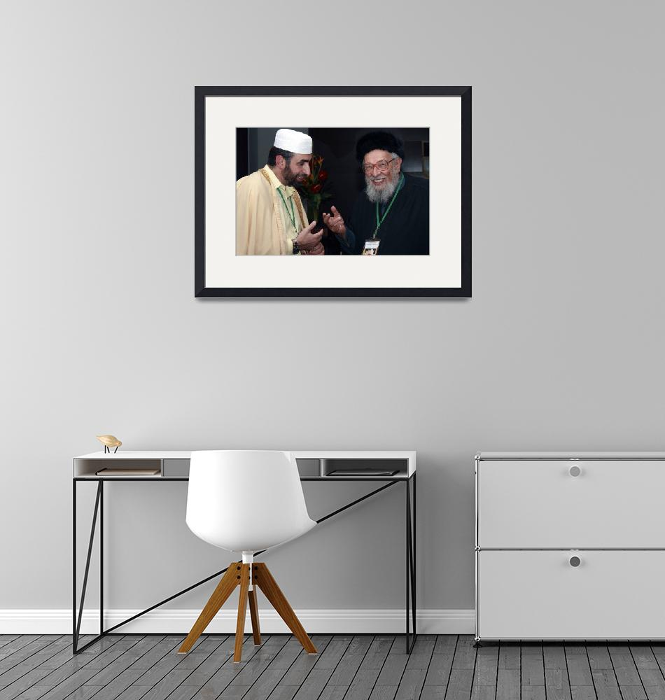 """""""The Imam and the Rabbi""""  by judys"""