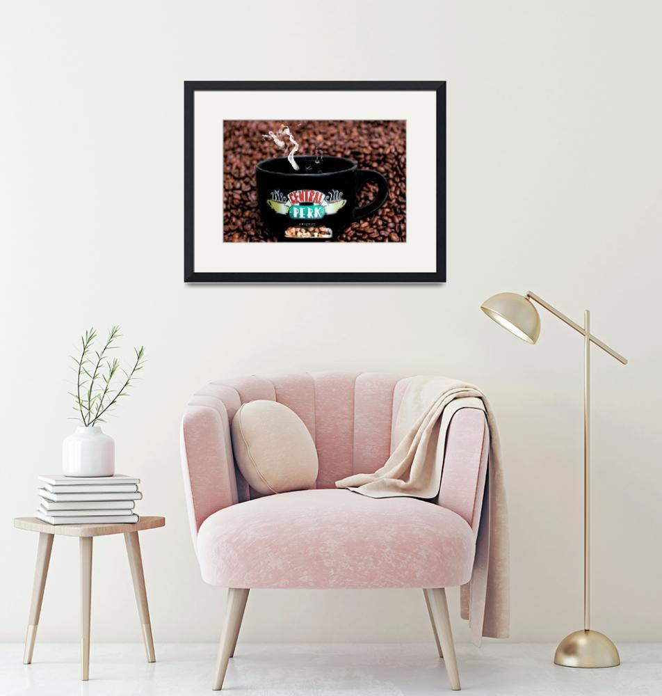 """""""Central Perk Cup""""  (2016) by patsphotos"""