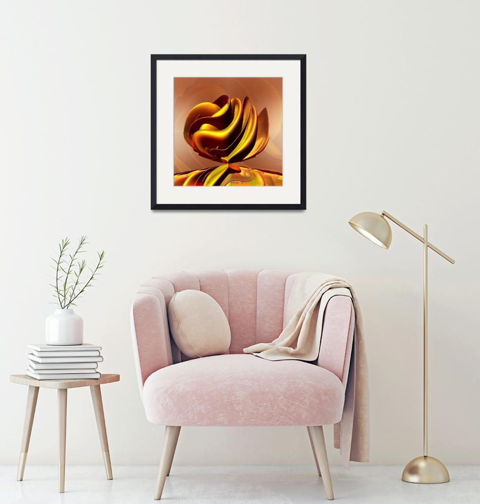 """Blossom #1""  (2007) by kinnally"