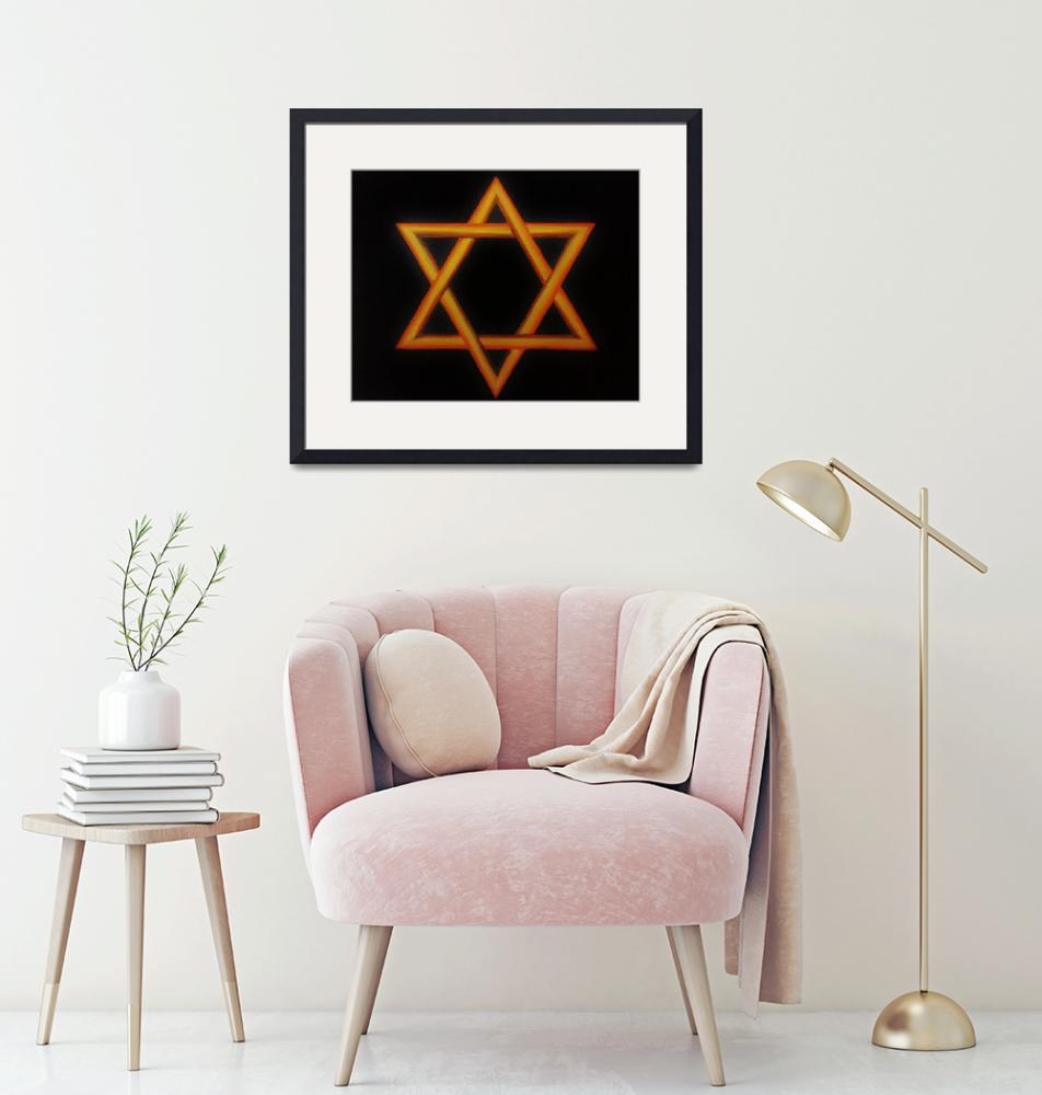 """Star Of David""  by CatWalker"