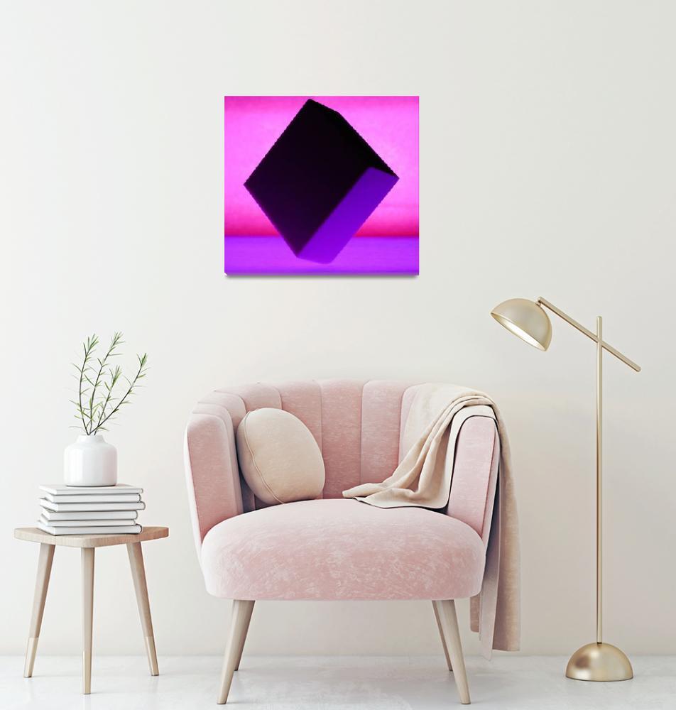 """Magic Purple Eraser, v2c""  (2019) by nawfalnur"