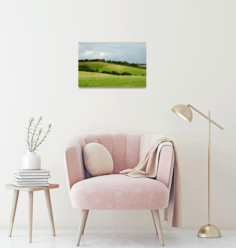 """""""Green Meadows""""  (2011) by pravine"""