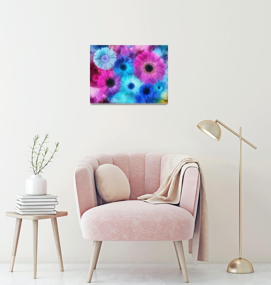 """""""Water Flowers""""  by jamieholbrook"""