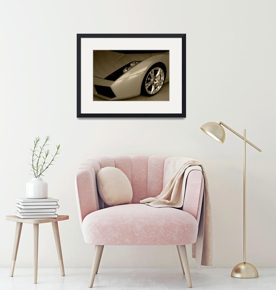 """""""Automobiles in Sepia Series # 10""""  by dnldwks"""