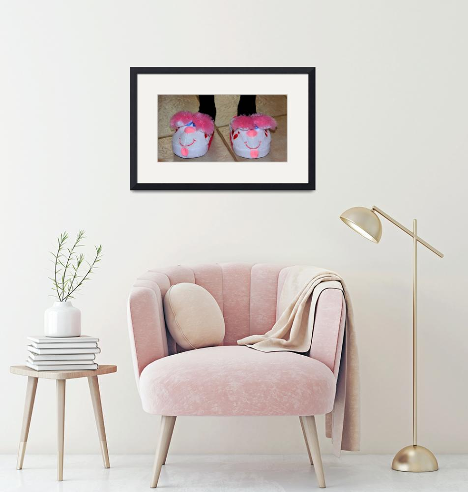 """""""Bunny Slippers IMG_2542""""  (2012) by rayjacque"""