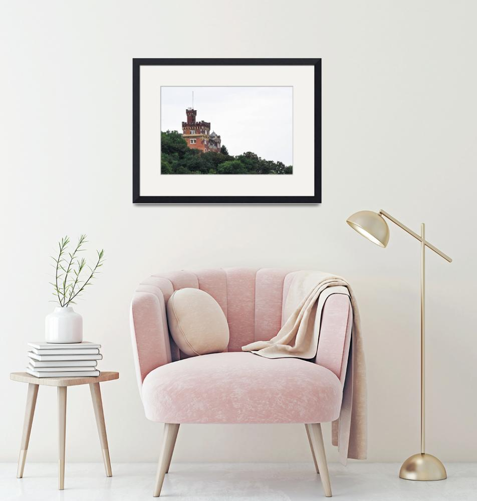 """""""Castle on Hill""""  (2019) by JeanniesPhotography"""