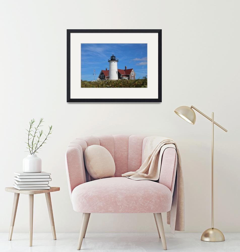 """""""Cape Lighthouse""""  (2015) by dunklebob"""