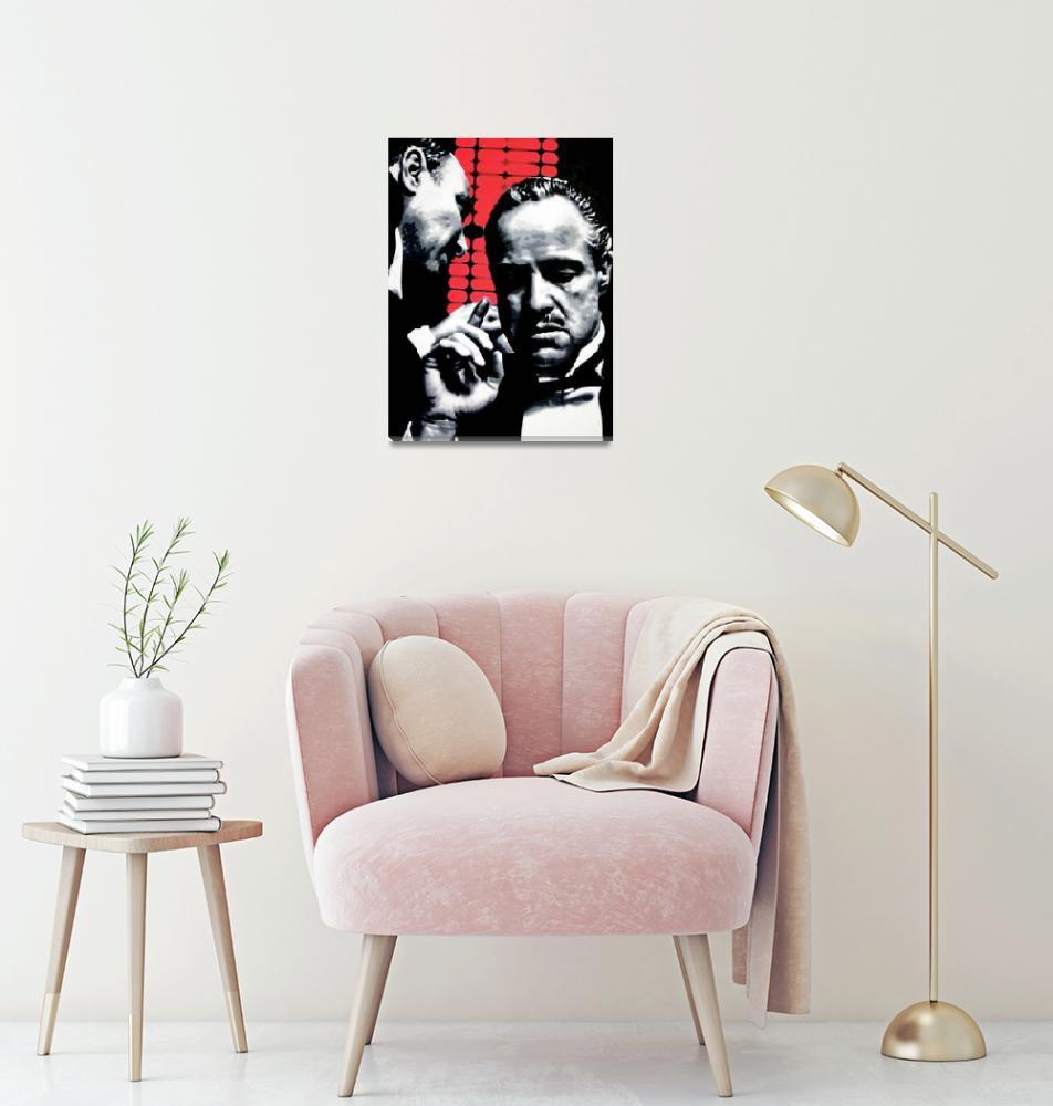"""Brando Whisper Red""  by Hood"