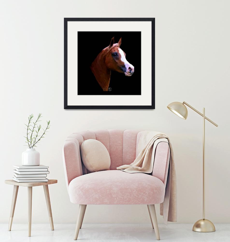 """""""The Mare""""  (2016) by Etges"""