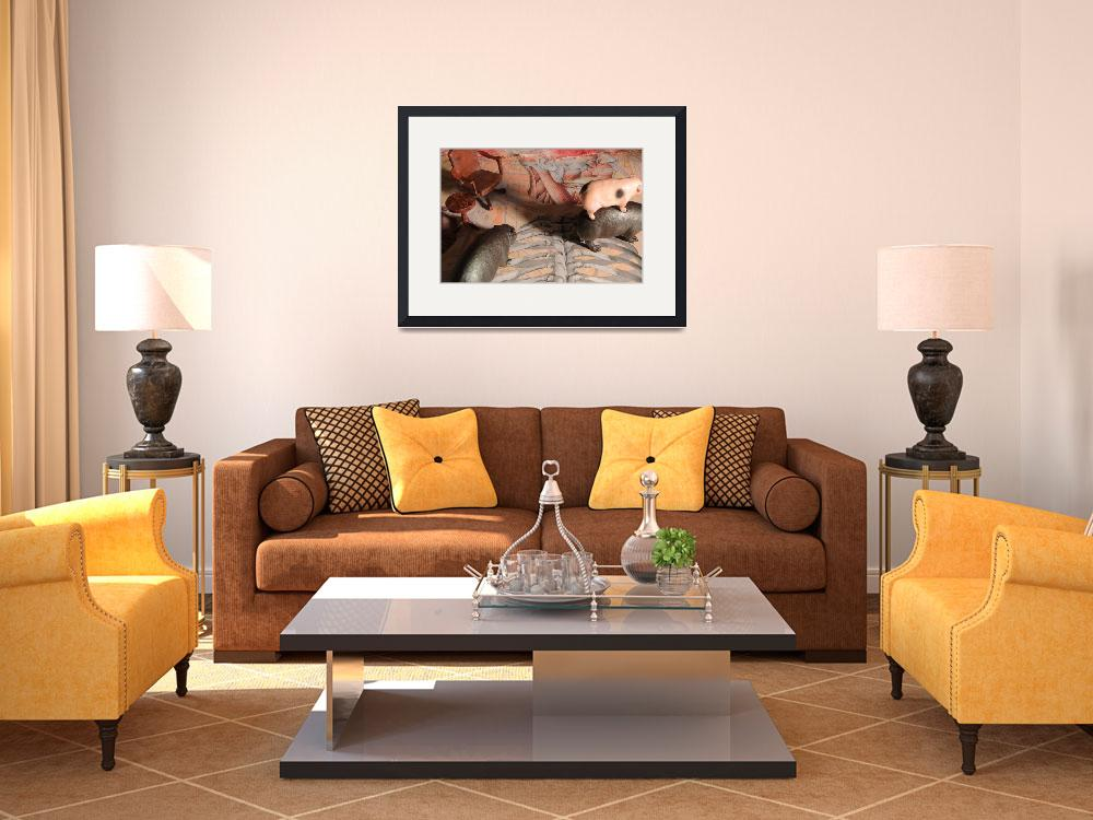 """""""Living Room Scene&quot  by newimage"""