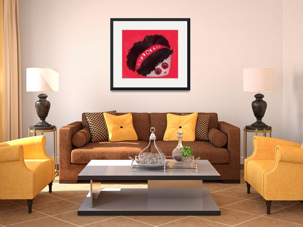"""""""Red Hurt""""  (2009) by gina1881996"""