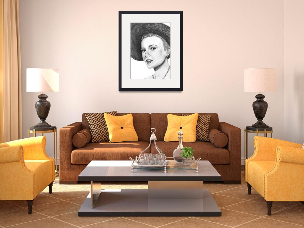 """""""Grace Kelly&quot  (2010) by mforslund"""