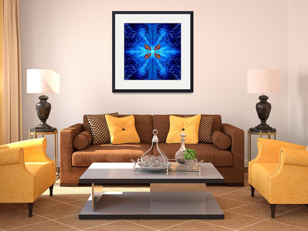 """""""Graceful Symmetry&quot  by Chicagoartist1"""