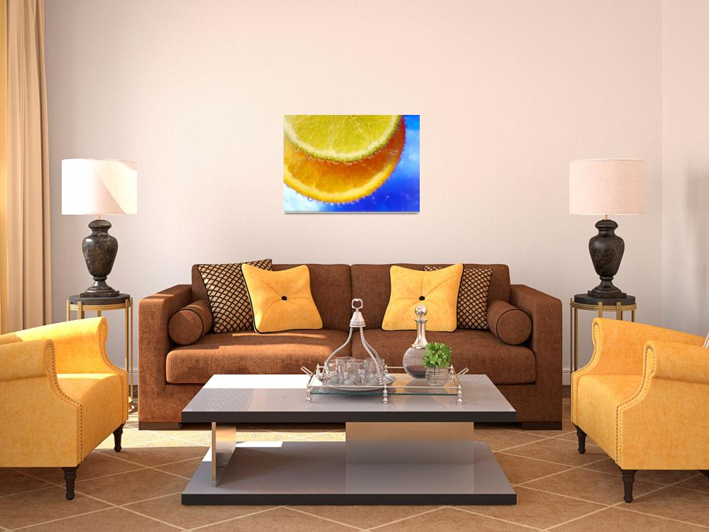 """""""orange n lime&quot  (2010) by chriscoley"""