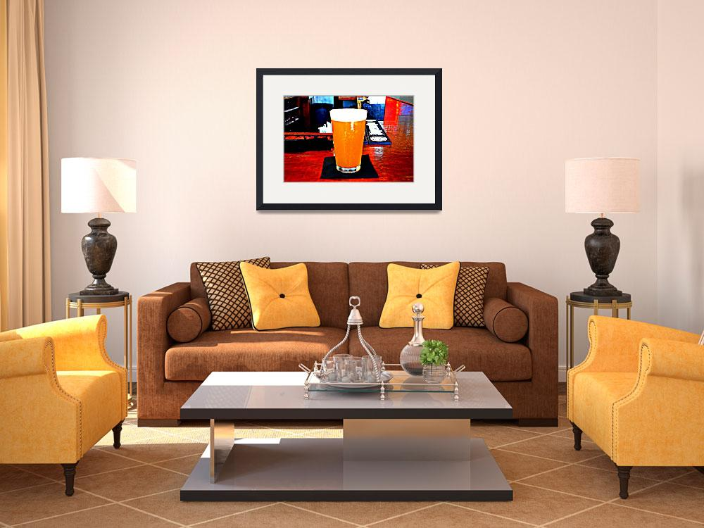 """""""Wheat Beer""""  by Artsart"""