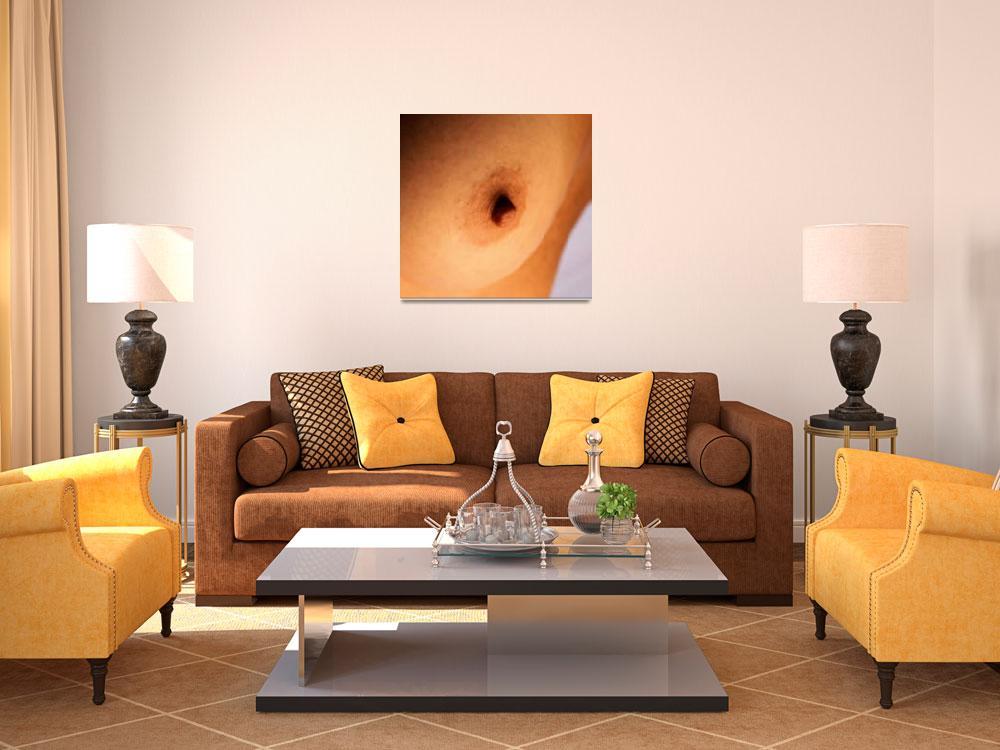 """Nipple Study""  (2012) by brianraggatt"