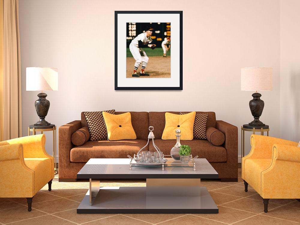 """Brooks Robinson&quot  by RetroImagesArchive"