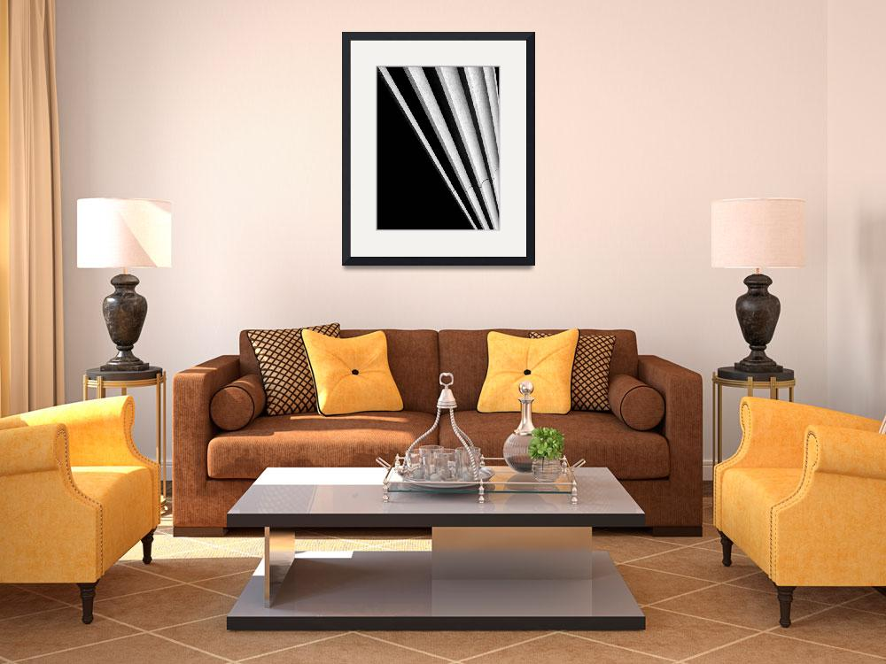 """""""Lines&quot  (2009) by marissdesign"""