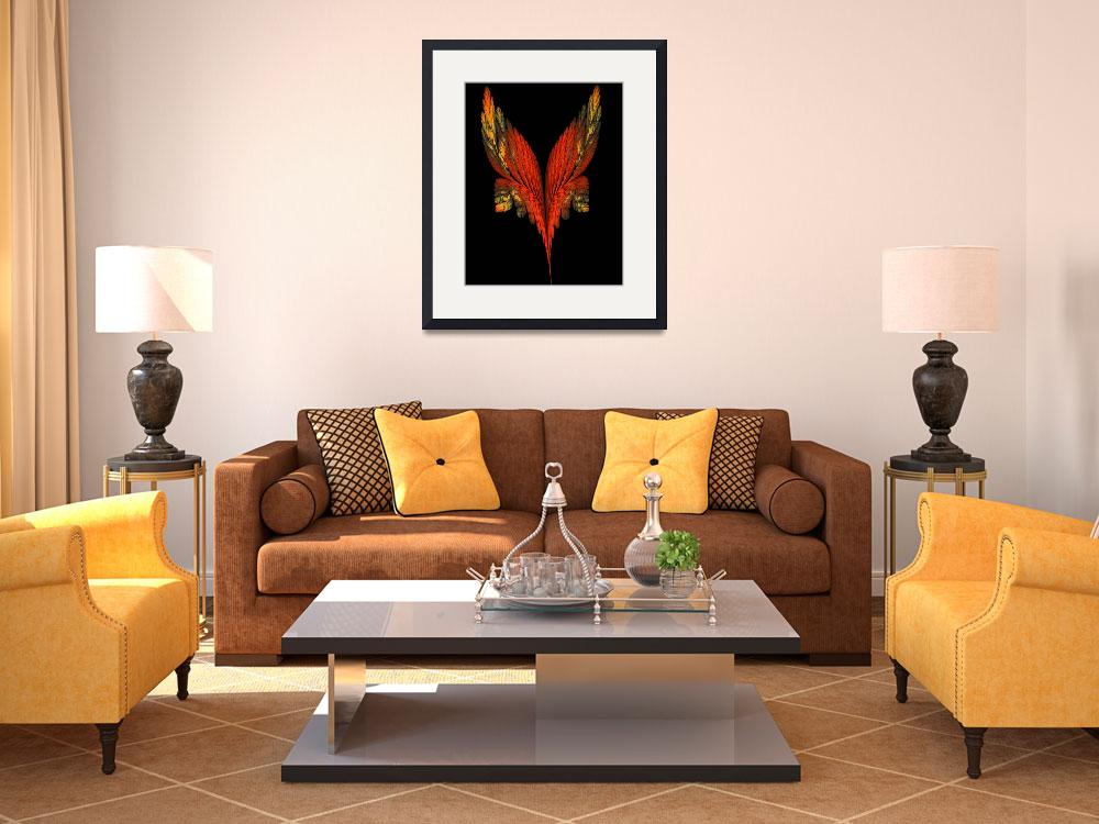 """""""Red Admiral&quot  (2013) by KazStevens"""