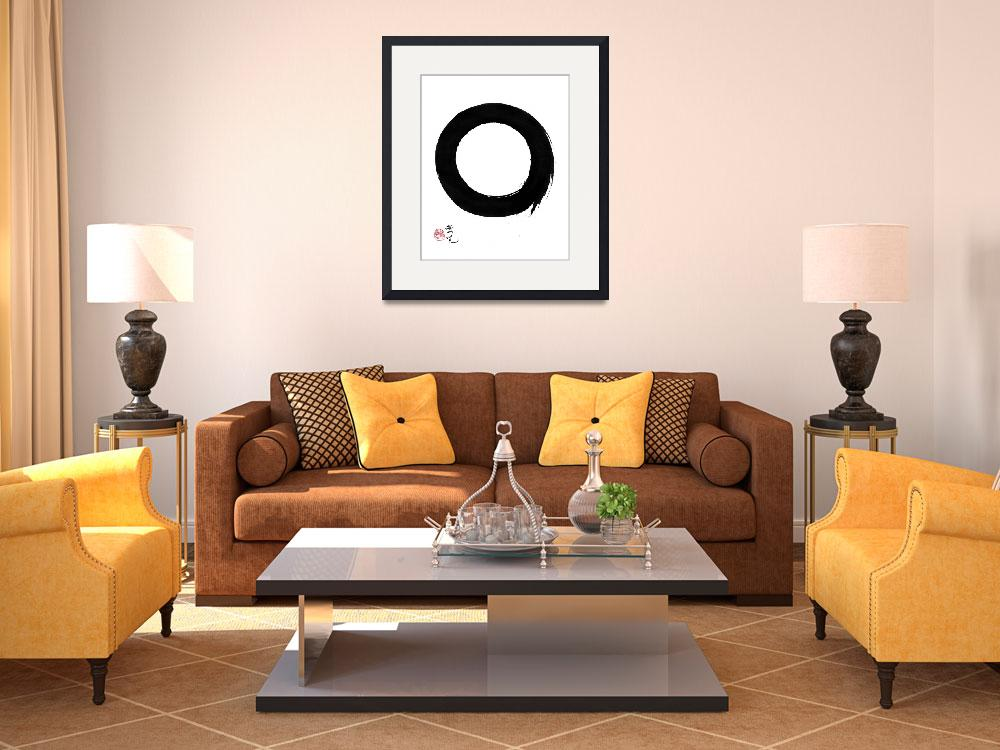 """""""Enso - Pursuing Perfection&quot  (2016) by oystudio"""